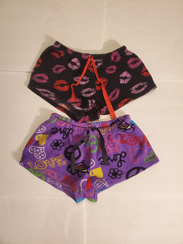 2 Seven Apparel PJ Shorts