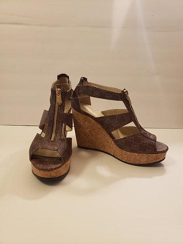Adrienne Vittadini Sandal Wedges Size 9.5