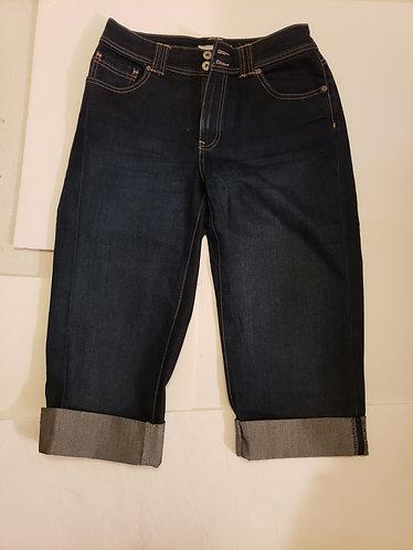 Chico's Platinum Capri Jeans