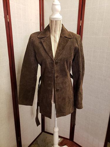 New York & Co Leathet Jacket