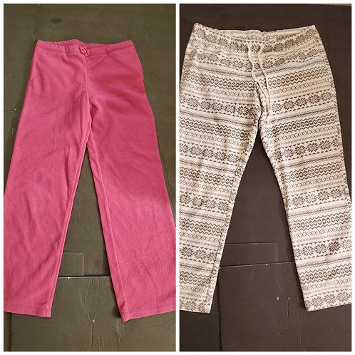 2 Pairs of Pajama Pants