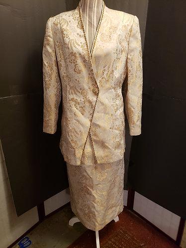 Stella Louis for KB Suit