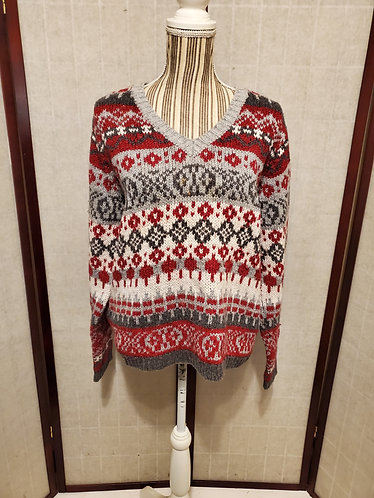 All Points by Reference Point Sweater