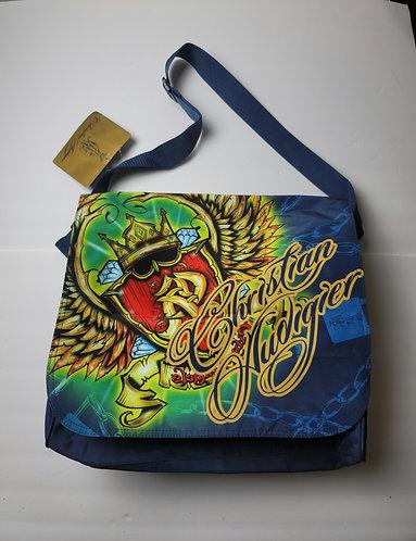 Christian Audigier Messenger Bag