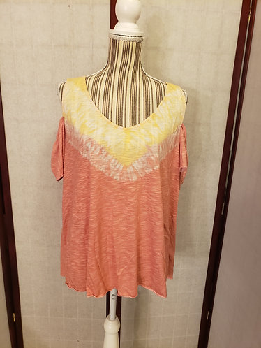 Sonoma Cold Shoulder Blouse
