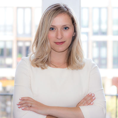 Melinda Szilagyi owner of MZSCREATIONS