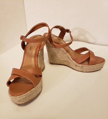 Weeboo Sandal Wedges Women's Size 8.5