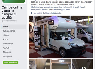 Camper Online Italia