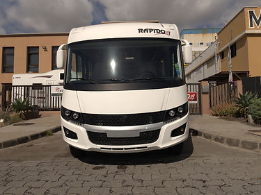 RAPIDO 896F 2021