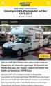 Bela Trendy 1 Mini-AlkovenGünstiges XXS-Wohnmobil auf der CMT 2017 Promobil