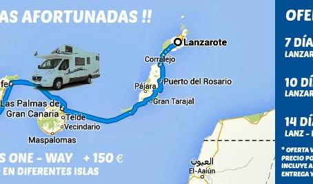 SALTA DE ISLA EN ISLA!!! OFERTAS COMBINADAS