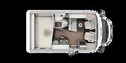 ETRUSCO T5900DB Ideal parejas gran garaje