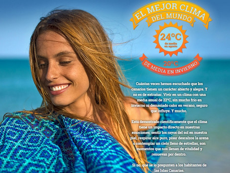 Islas Canarias El Mejor Clima Del Mundo