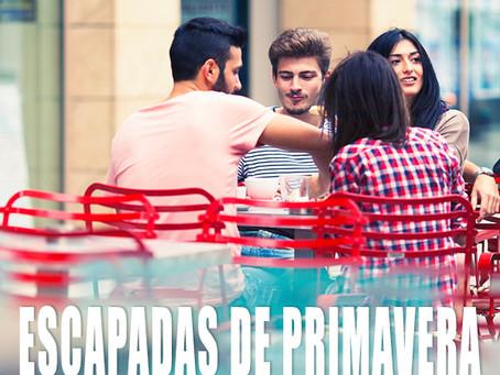 Escapadas Primavera Ryanair & Rent Camper Canarias