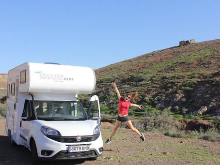 Meritxell nos muestra Fuerteventura