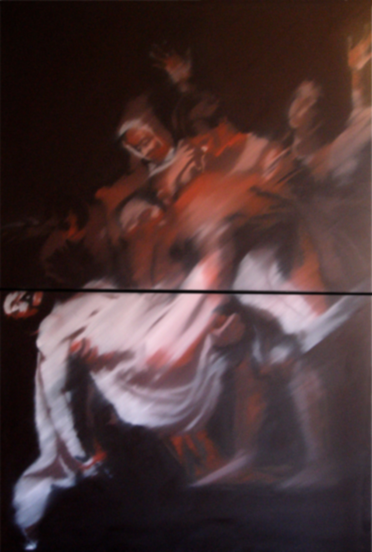 Caravaggio a Deposicao