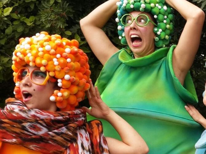 אופרה ירוקכתום