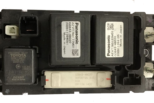 Toyota Prius Battery Fuse Box AEVT760122M01