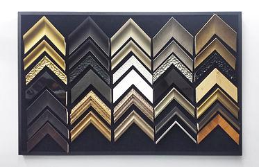 Custom Bellini Framing | Artmount and Framing Matters
