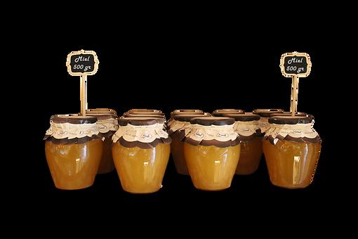 Miel de romero y azahar