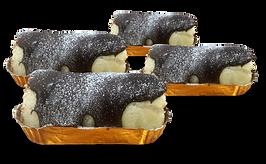 Bracitos de mousse de trufa