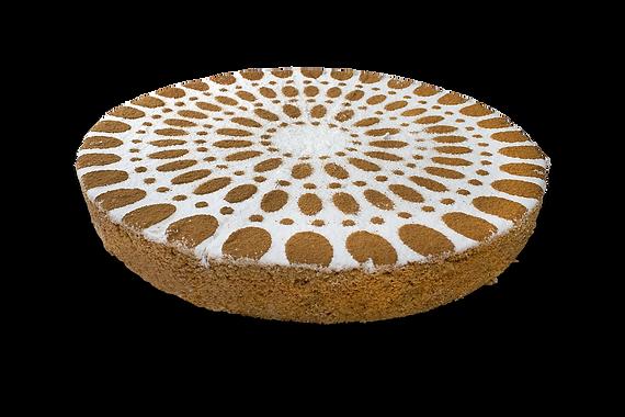 Tortada tradicional de Xixona