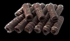 Cubanito de chocolate artesano