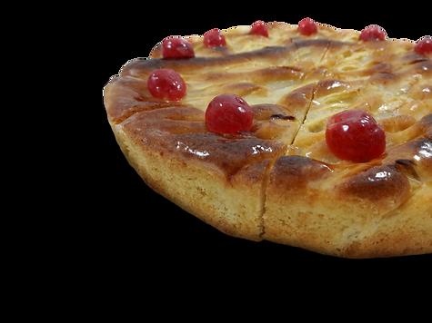 Tarta artesana de manzana Cecilia