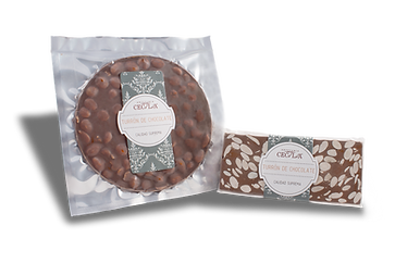 Turrón de Chocolate artesano