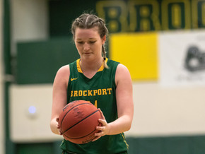 Brockport Women's Basketball vs. Oswego