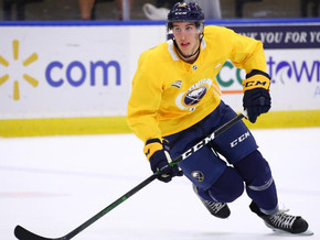 Dylan Cozens' Confidence Level is High to Make Sabres Roster