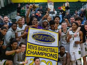 Brockport Men's Basketball vs. Potsdam (SUNYAC Championship)