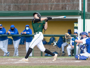 Brockport baseball wins game one of doubleheader against Fredonia after 10 run first