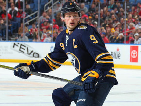 Late Season Burst, Eichel's Disconnect Headline Locker Room Clean-Out Day One for Sabres