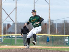 Huffman's six strikeout performance leads Brockport to 2-1 win over RIT