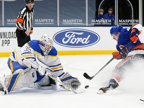 Sabres Fall to Islanders in Disappointing Loss
