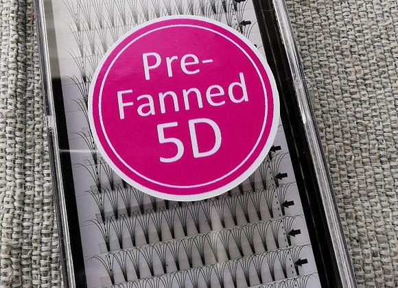 5D Pre-Fanned