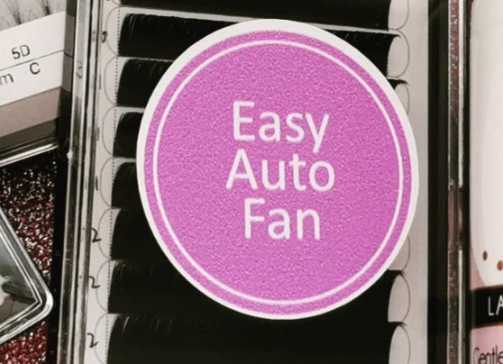 Easy Auto Fans (Blooming Lashes)