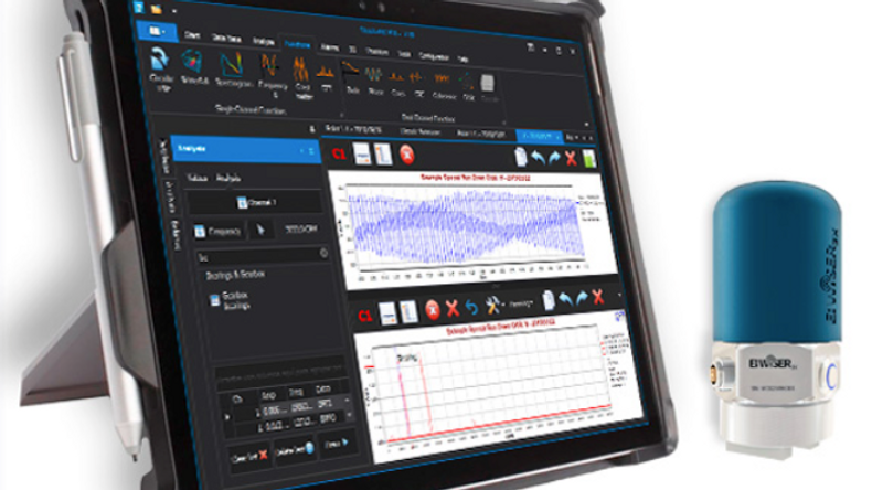 WiSER 3X Triaxial Wireless Accelerometer & DigivibeMX20 Software