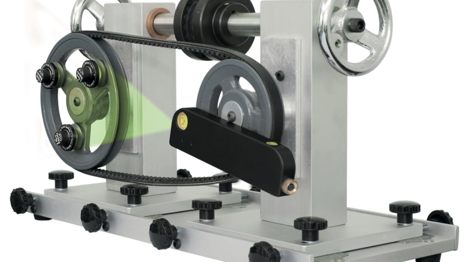 Pulley Ace Laser Alignment Tool