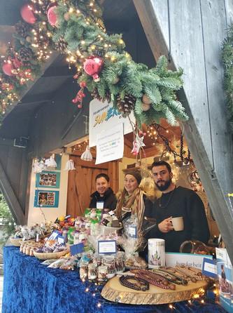 Eine gelungene Woche beimTölzer Christkindlmarkt 2018