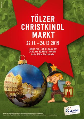 SunEko beim Tölzer Christkindlmarkt 2019