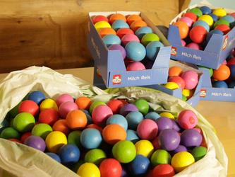 Jonglierbälle-Bastel-Aktion für einen guten Zweck