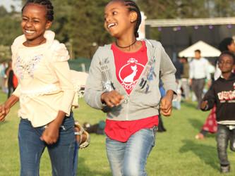 SunEko partizipiert beim African Circus Arts FESTIVAL in Addis Abeba