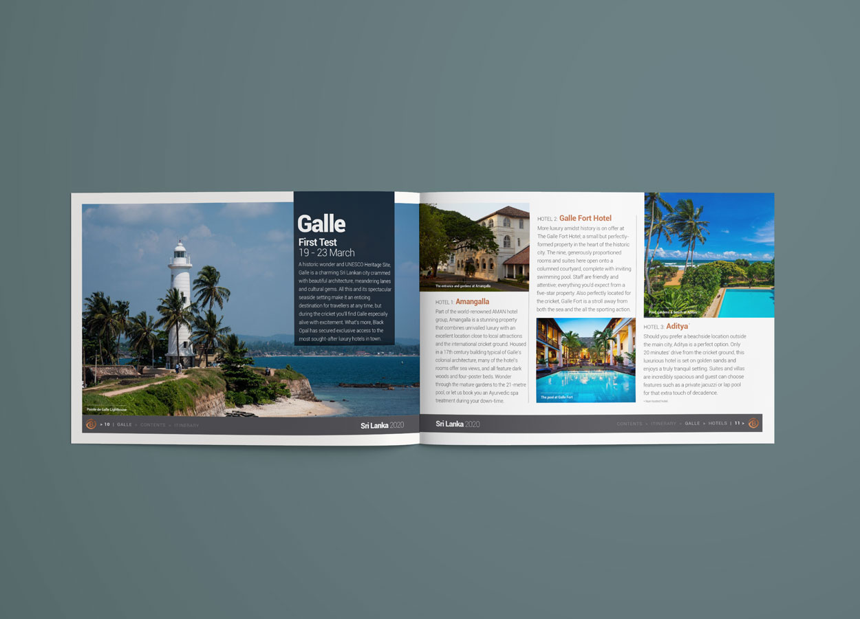 Black Opal Sri Lanka 2020 Brochure
