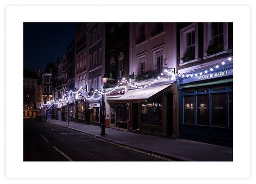 Catherine Street/Covent Garden