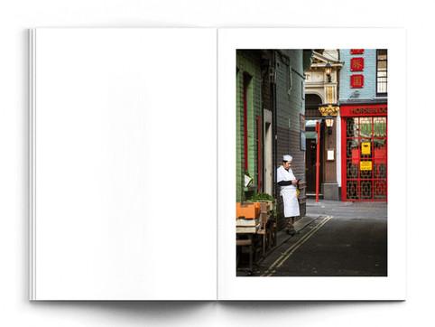 吸烟的厨师 Smoking Chefs – the book