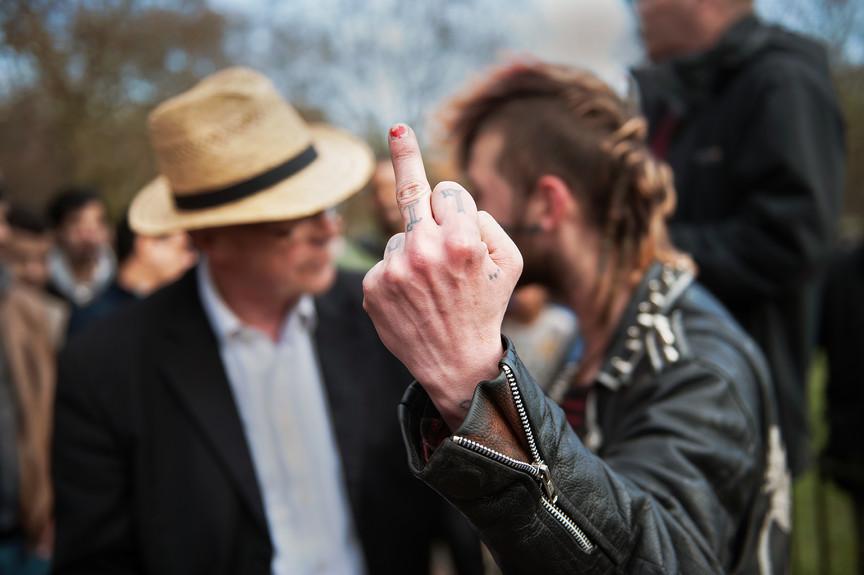 Serious Conviction – Jan Enkelmann
