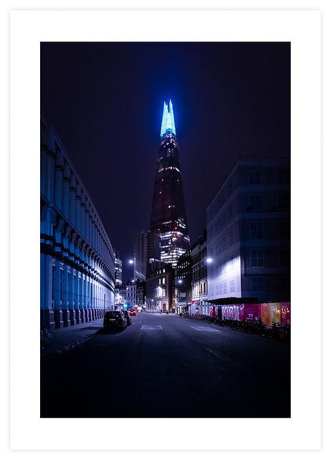 Southwark Street/The Shard