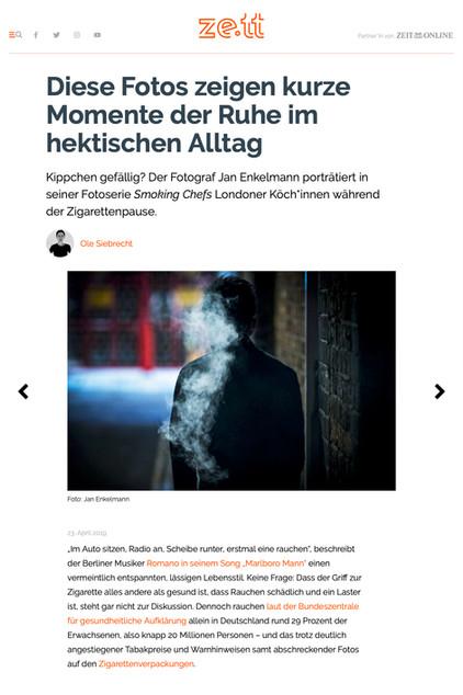 Zeit Magazine   Zett